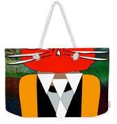 Cool Cat Weekender Tote Bag