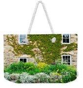 Cottage Garden Weekender Tote Bag