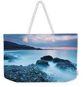Blue Crete. Weekender Tote Bag