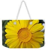Crown Daisy Flower Weekender Tote Bag
