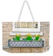 Daffodils Weekender Tote Bag by Tom Gowanlock