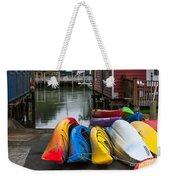 Water Adventure Awaits Weekender Tote Bag