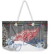 Detroit Red Wings Weekender Tote Bag