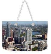 Downtown Austin Texas  Weekender Tote Bag