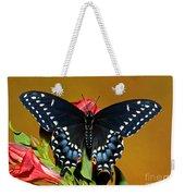 Eastern Black Swallowtail Weekender Tote Bag