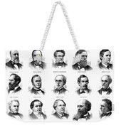 Electoral Commission, 1877 Weekender Tote Bag