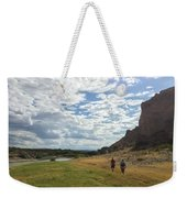 Exploring Big Bend National Park Weekender Tote Bag