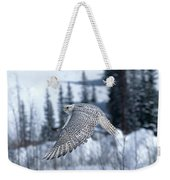 Faucon Gerfaut Falco Rusticolus Weekender Tote Bag