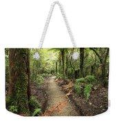 Forest Trail Weekender Tote Bag