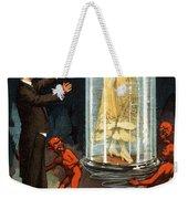Howard Thurston, American Magician Weekender Tote Bag