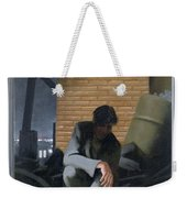 6. Jesus Prays Alone / From The Passion Of Christ - A Gay Vision Weekender Tote Bag