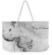 Joseph Warren (1741-1775) Weekender Tote Bag