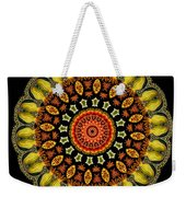 Kaleidoscope Ernst Haeckl Sea Life Series Weekender Tote Bag