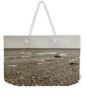 Lake Huron Weekender Tote Bag by Frank Romeo