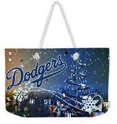 Los Angeles Dodgers Weekender Tote Bag