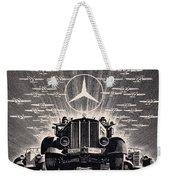 Mercedes - Benz Weekender Tote Bag