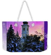 Christmas Card 21 Weekender Tote Bag