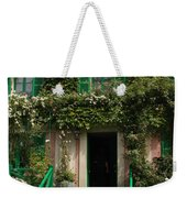 Monets Garden - Giverney - France Weekender Tote Bag