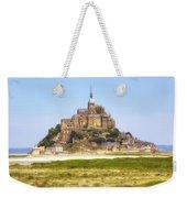 Mont Saint-michel - Normandy Weekender Tote Bag