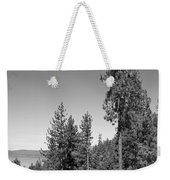 Mountainside Near Lake Tahoe Weekender Tote Bag