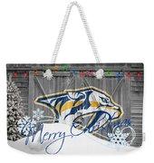 Nashville Predators Weekender Tote Bag