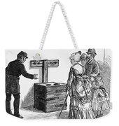 Newgate Prison, 1873 Weekender Tote Bag