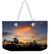 Outer Banks North Carolina Sunset Weekender Tote Bag