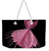 6 Pink Ballerina Weekender Tote Bag