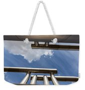 Pipes At Nesjavellir Geothermal Power Weekender Tote Bag