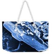 Progestin Crystals Hormonal Weekender Tote Bag