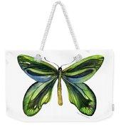 6 Queen Alexandra Butterfly Weekender Tote Bag