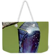 Queen Butterfly Weekender Tote Bag