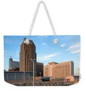 Raleigh Skyline Weekender Tote Bag