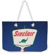 Route 66 - Sinclair Station Weekender Tote Bag
