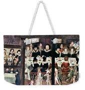 Sir Henry Unton (c1557-1596) Weekender Tote Bag