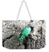 6 Spotted Tiger Beetle Weekender Tote Bag