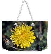 Spring Wild Flower Weekender Tote Bag by George Atsametakis