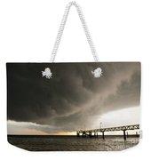 Storm Clouds Weekender Tote Bag