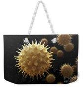 Sunflower Pollen Weekender Tote Bag