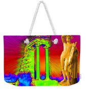 Temple Of Apollo Weekender Tote Bag