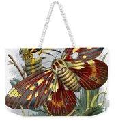 The Butterfly Vivarium Weekender Tote Bag