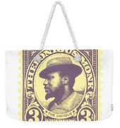 Thelonious Monk -  The Unique Thelonious Monk Weekender Tote Bag