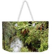 Tropical Forest Weekender Tote Bag
