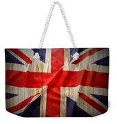 Union Jack  Weekender Tote Bag by Les Cunliffe