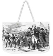 Washington: Valley Forge Weekender Tote Bag