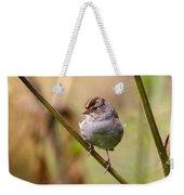 Whitecrowned Sparrow Weekender Tote Bag
