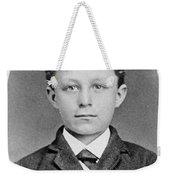 Wilbur Wright (1867-1912) Weekender Tote Bag