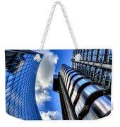 Willis Group And Lloyd's Of London  Weekender Tote Bag