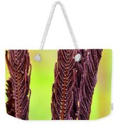 Wilted Flower Weekender Tote Bag by Tommytechno Sweden