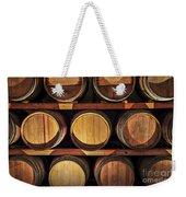 Wine Barrels Weekender Tote Bag by Elena Elisseeva